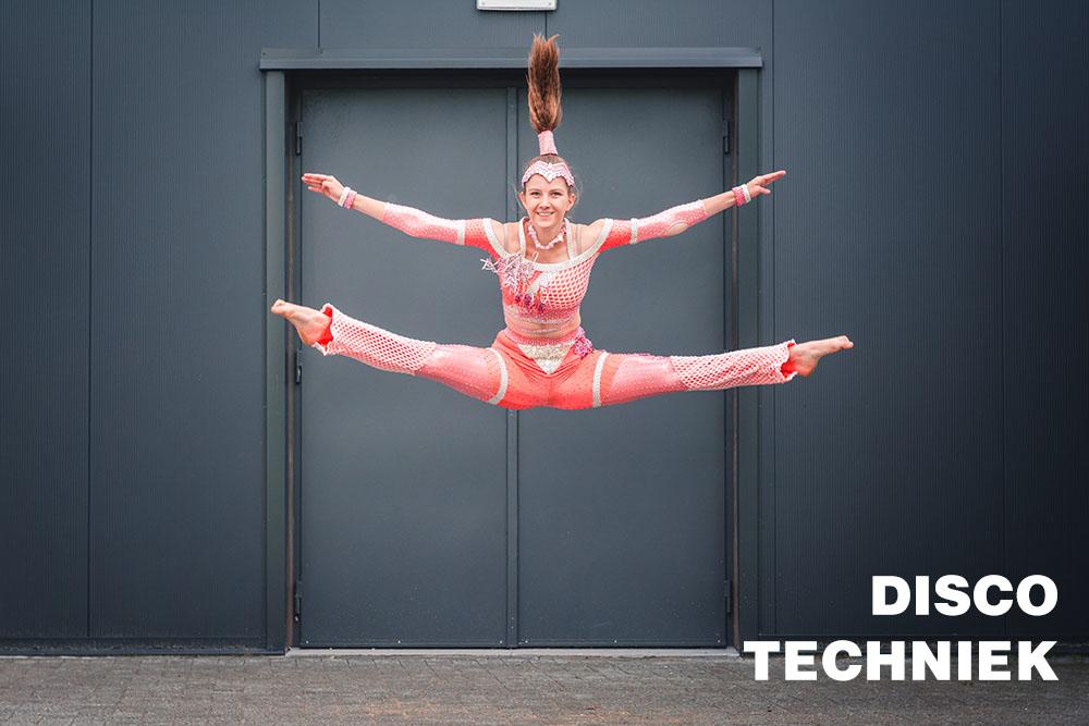 Disco Techniek (Jumps & Turns)