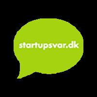 Startupsvar.dk logo