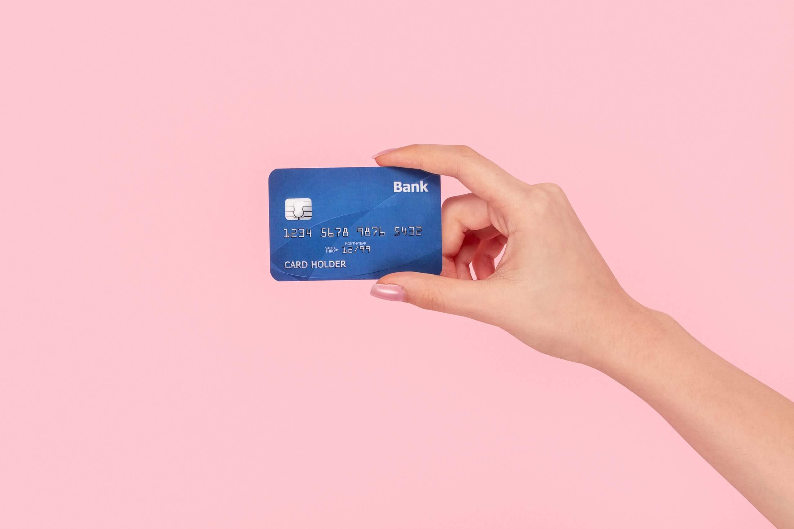 Change payment card