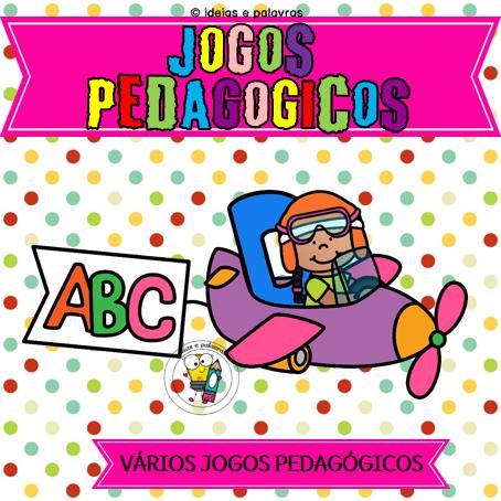 JOGOS PEDAGÓGICOS