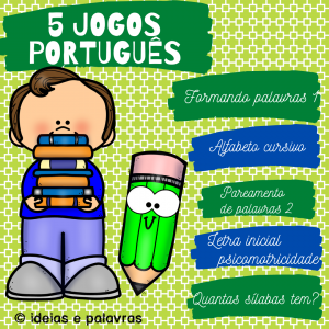 5 jogos português