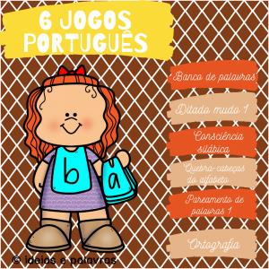 6 jogos português