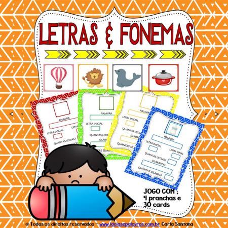 letras e fonemas 2