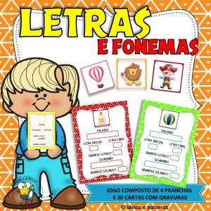 letras e fonemas