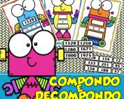 Compondo e Decompondo | Atividade de Alfabetização