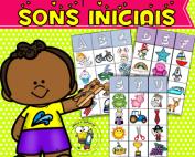 Sons iniciais | Jogo Pedagógico para Alfabetização