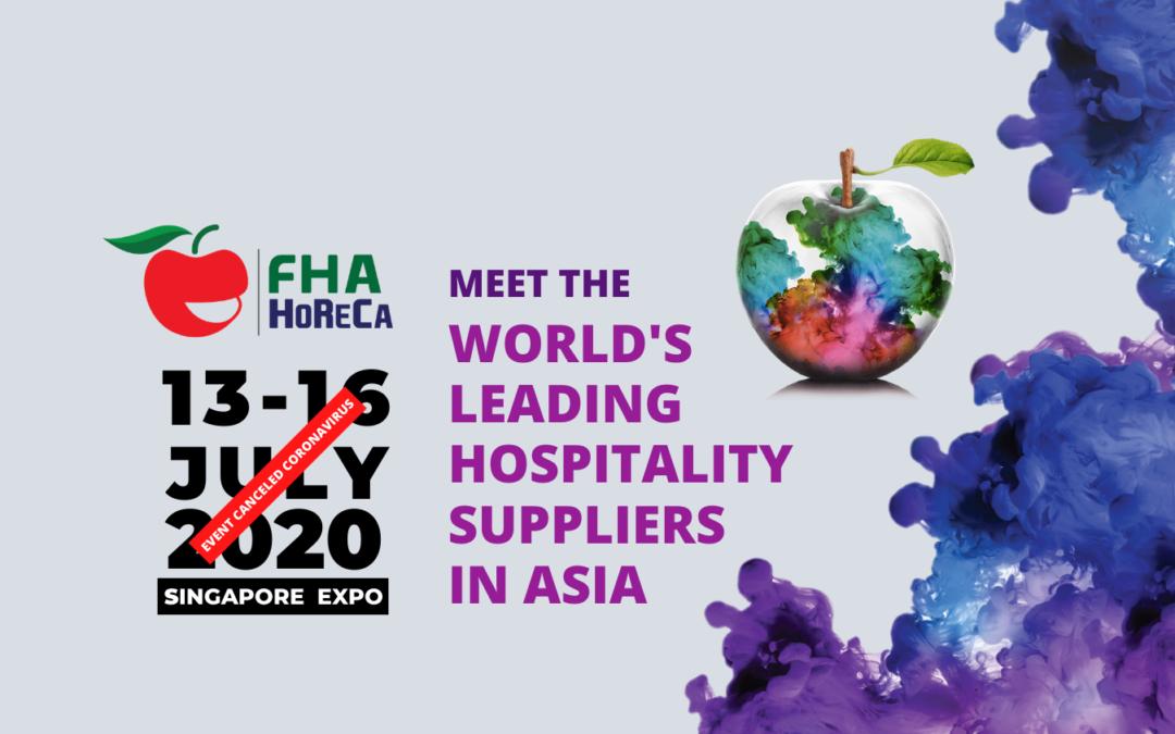 FHA HoReCa Postpones July Event