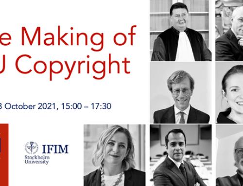 The Making of EU Copyright