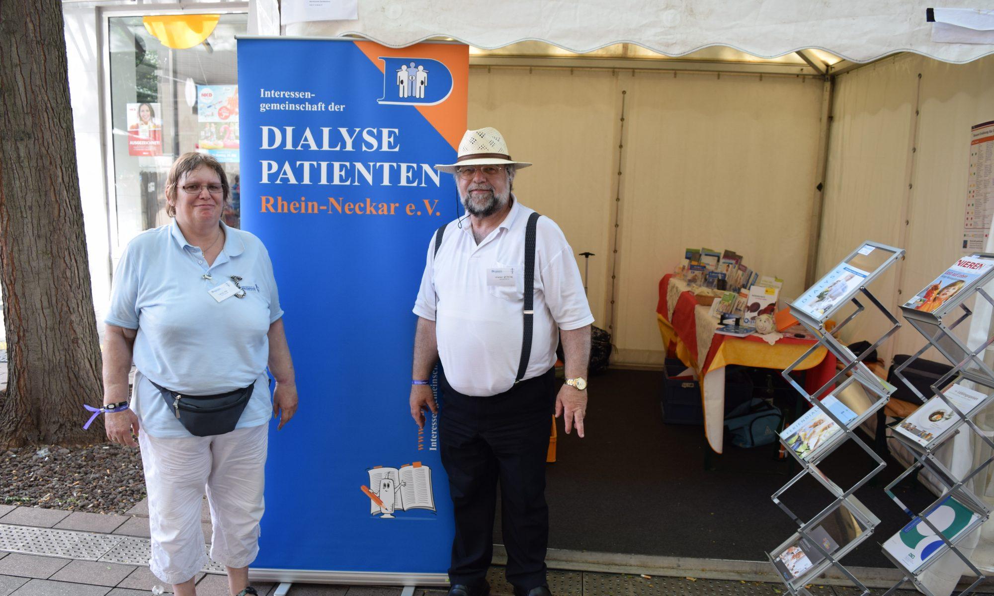 Interessengemeinschaft der Dialysepatienten Rhein-Neckar e.V.