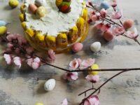 IJstaarten voor pasen met decoratie bestel je online bij IJssalon Merino