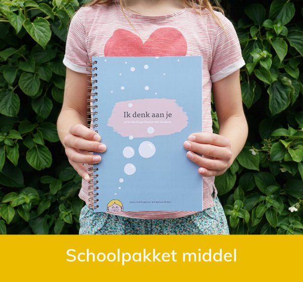schoolpakket middel ik denk aan je