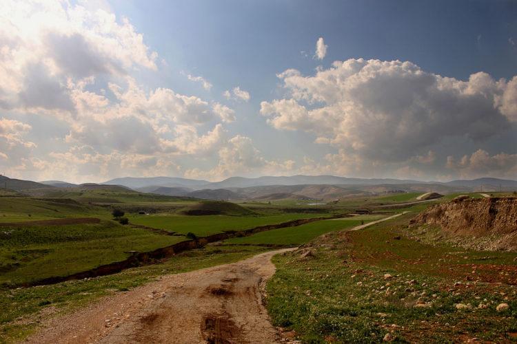 Jordan-dalen.