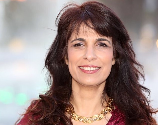 Nitsana Darshan-Leitner, advokat i Shurat HaDin.