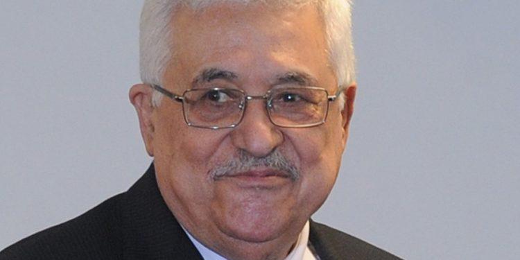 Palestinernes president Mahmoud Abbas.