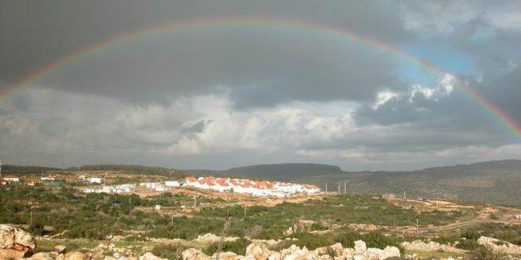 Tal Menashe - Samaria, Israel.
