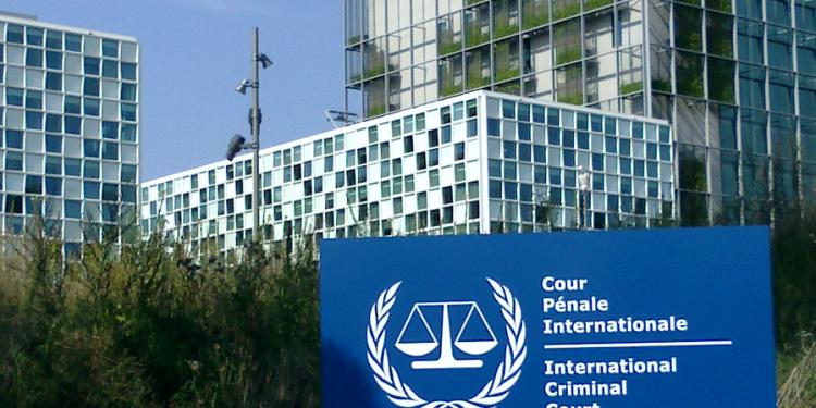 Den internasjonale straffedomstolen i Haag (Wikimedia Commons).