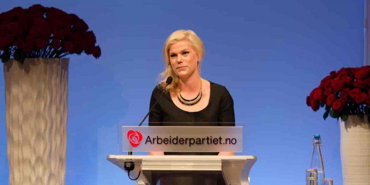 Jette F. Christensen (foto fra Store norske leksikon).
