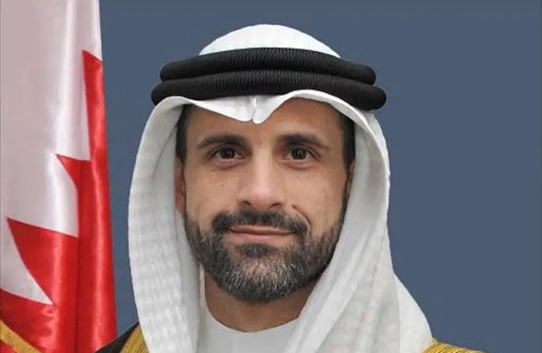 Bahrains ambassadør i Israel Khaled Yousif al-Jalahama (photo credit: Baharains utenriksdepartement).