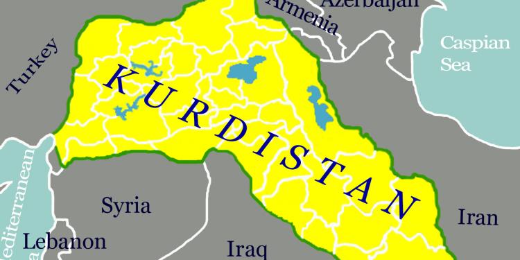 Kart fra Wikimedia Commons.