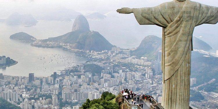Rio de Janeiro (photo credit: Marilio, Fickr).