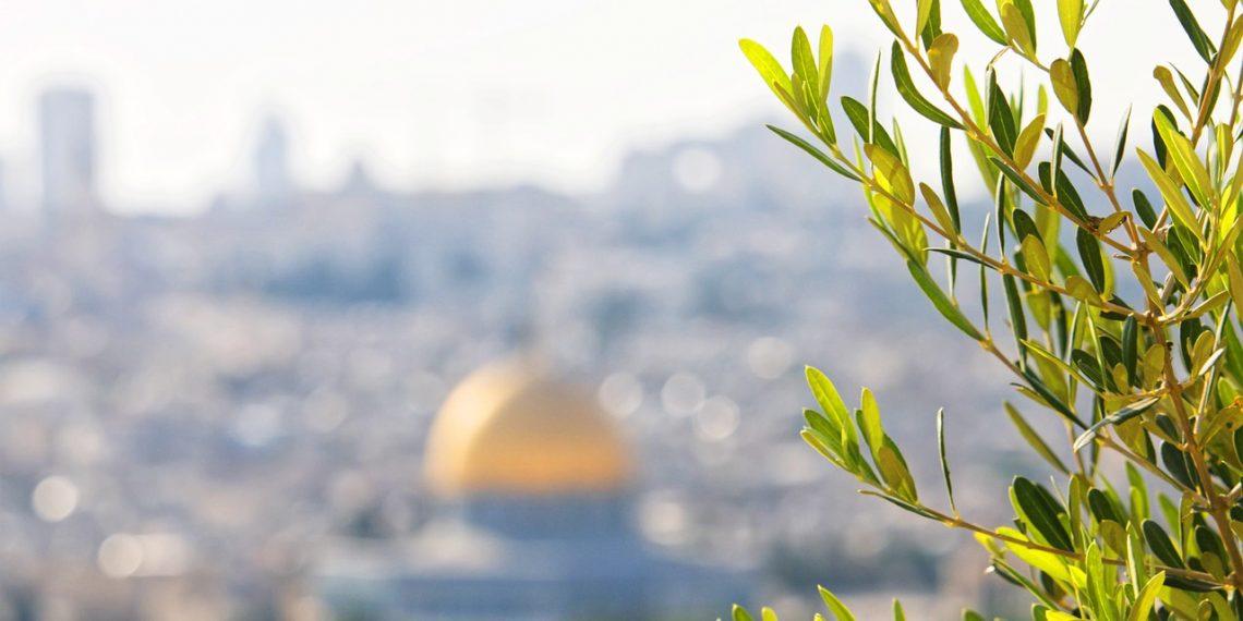 Evangeliet om jødene og Israel