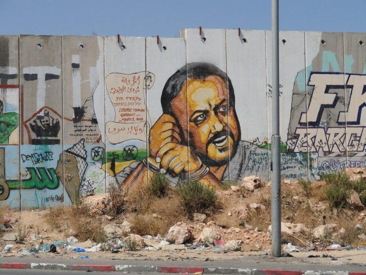 Marwan Barghouti - palestisk presidentkandidat som ligger an til å vinne det forestående valget (foto kredit: Flickr