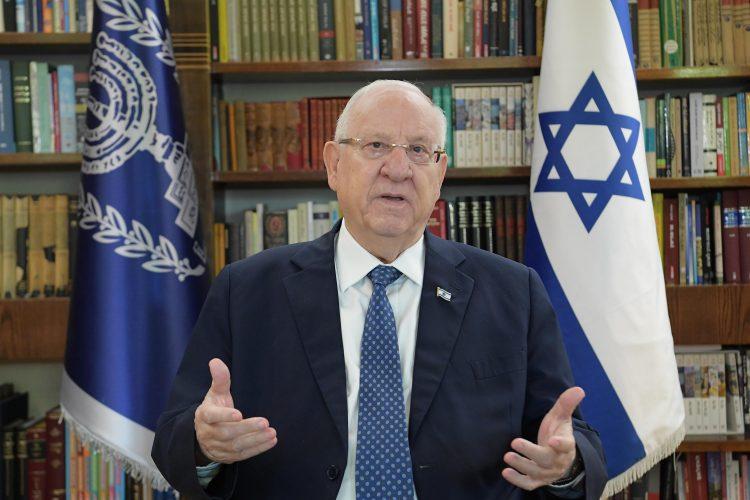 Reuven Rivlin, Israels president (Photo credit: Wikimedia Commons, A. B. Gershom/GPO).