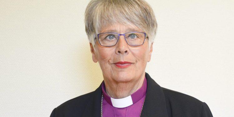 Biskop i Den norske kirke Solveig Fiske.