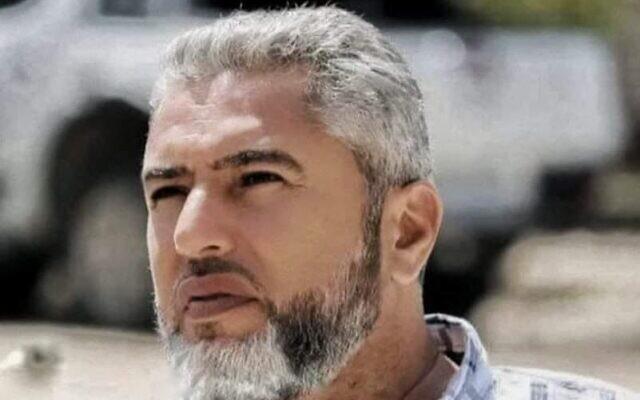 Palestineren Muntasir Shalabi, arrestert for terrorangrepet i Samaria 1. mai 2021 (foto: Kuriositet, i The Times of Israel).