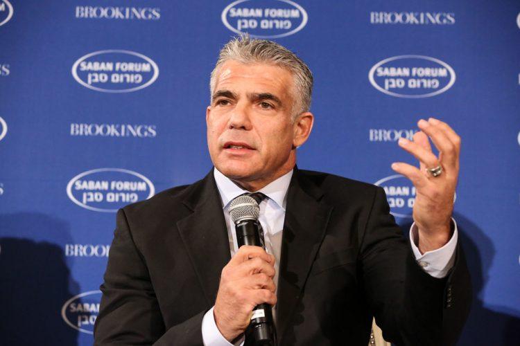 Yesh Atids leder Yair Lapid kan bli Israels neste stasminister (foto: Ralph Alswamg i Flickr).