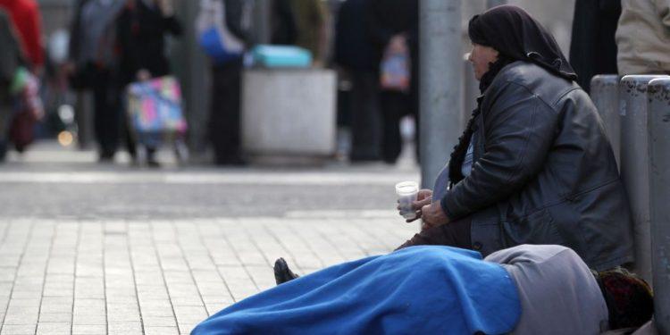 På tross av stor velstand i Israel, lever over en femtedel under fattigsomsgrensen.