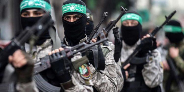 Hamas holder israelere fanget på Gaza-stripen.