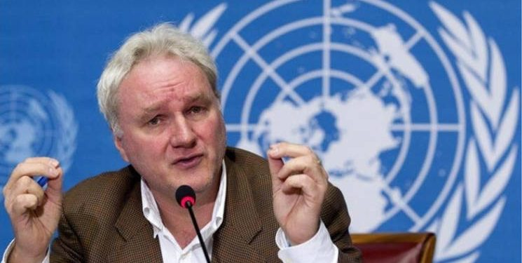 Matthias Schmale. Foto: UNRWA.