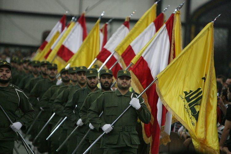 Den iranskstøttede terrorgruppen Hizbollah ønsker å utslette Israel. Foto: khamenei.ir, i Wikimedia Commons.