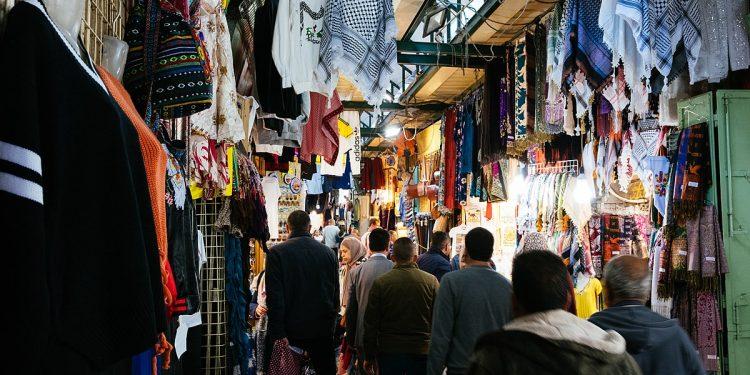 Jerusalem, Old city. Foto: Kai Pilger, Wikimedia Commons.