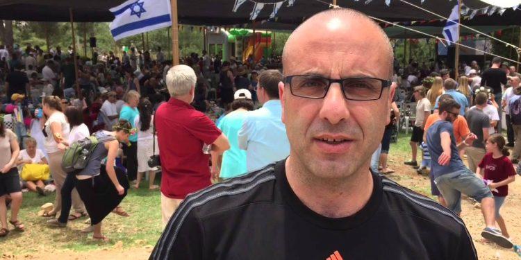 Samuel Aweida - pastor i den messianske menigheten Beit Eliyahu i Haifa, Israel.
