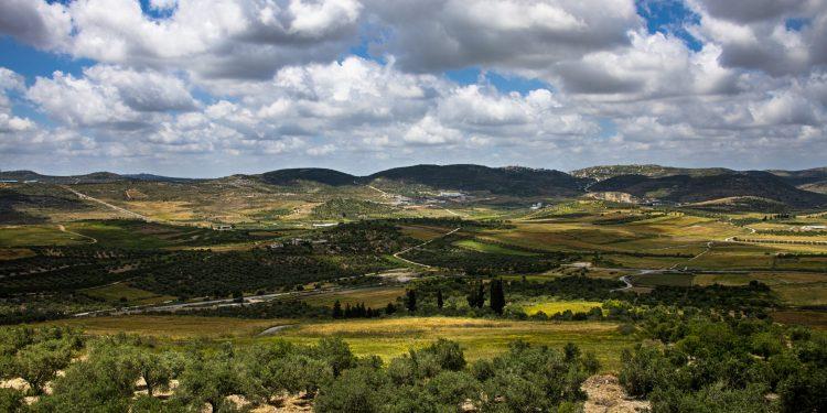 Samaria. Foto: shomronrevival.com - JUDAH & SHOMRON TOURISM DEVELOPMENT PROJECT.