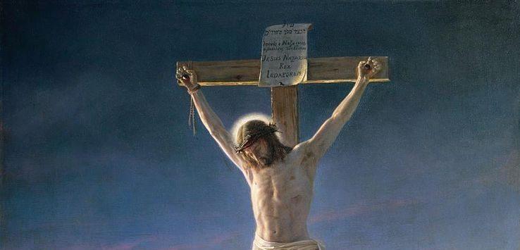 JESUS - JØDENES KONGE
