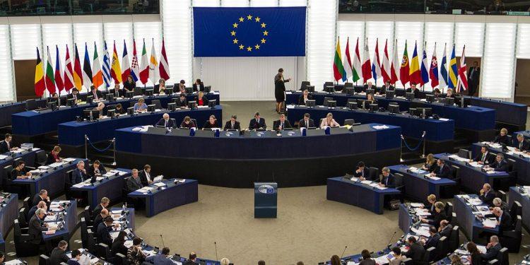 EU-parlamentet i Strasbourg. Foto: Mehr Demokratie/EU-Parlament reformiert EU-Bürgerinitiative/Wikimedia Commons.