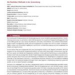 Cover Die Reallabor-Methode in der Anwendung