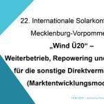 "Cover ""Wind Ü20"" – Weiterbetrieb"