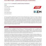 Cover Erfahrungsschatz zum Kohleausstieg nutzen: Das Reallabor Ensdorf der VSE AG im ENavi Projekt – praktische Erprobung der Transformation