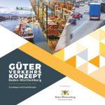 Cover Güterverkehrskonzept Baden-Württemberg – Grundlagen und Empfehlungen