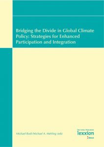 Cover Bridging the Divide in Global Climate Policy: Strategies for Enhanced Participation and Integration