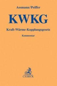 Cover Beitrag zum Gesetzeskommentar (Vor §§ 18 bis § 25 KWKG)