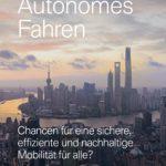 Cover Autonomes Fahren – Chancen für eine sichere