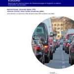 Cover Umweltwirkungen von Diesel im Vergleich zu anderen Kraftstoffen