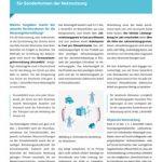 Cover Regelungsgehalt der SINTEG-V am Beispiel der Netzentgeltermittlung und der Netzentgeltprivilegierung für Sonderformen der Netznutzung