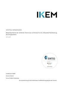 Cover Bestandsaufnahme der rechtlichen Hemmnisse und Anreize für die umfassende Flexibilisierung des Energiesystems
