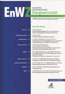 Cover Innovationsgrad des Energiewenderechts